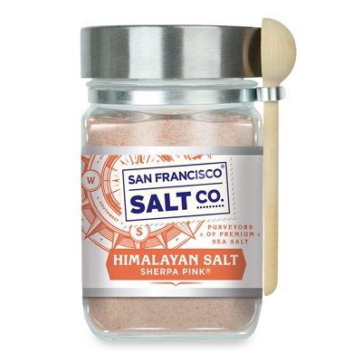 Chefs Jar Himalayan Salt 8oz