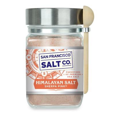 Chefs Jar Himalayan Salt 8oz