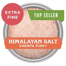 Sherpa Pink Himalayan Salt - Extra-Fine