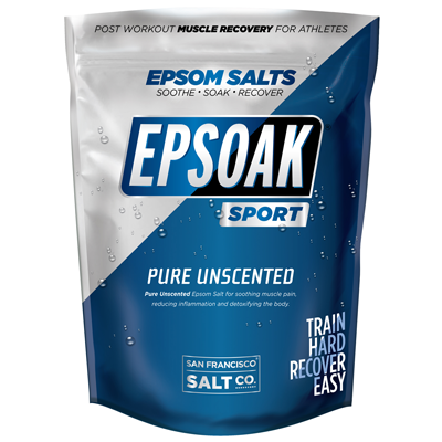 EPSOAK PRO - Pure Unscented Epsom Salt