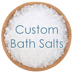 Custom Pacific Sea Bath Salts - 100lbs Wholesale