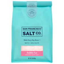 Bubble Fun Foaming Bath Salts - 2 lb bag