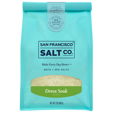 Detox Soak Bath Salts - 2lb