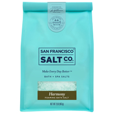 Harmony Foaming  Bath Salt 2lb Bag