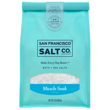 Muscle Soak Bath Salts - 2lbs