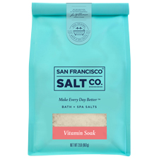 Cold & Flu VITAMIN SOAK - 2lb Bag