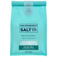 Zen For Men Foaming Bath Salts - 2lb Bag