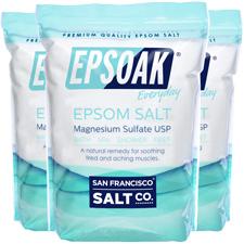 Epsom Salt - Epsoak 5lbs 3 pack