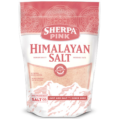 5lb Bag Fine Grain Himalayan Salt