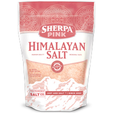 5lb Bag Extra Fine Grain Himalayan Salt