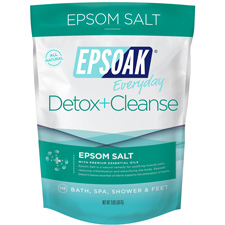 EPSOAK Everyday Detox and Cleanse Epsom Salt