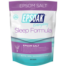 Epsoak Everyday  Sleep Formula Epsom Salt