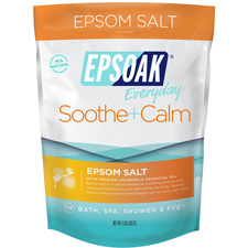 Epsoak Everyday Soothe+Calm Epsom Salt