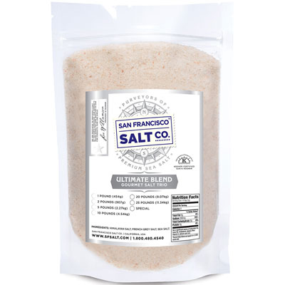 Ultimate Salt Blend - 10 lb Bag