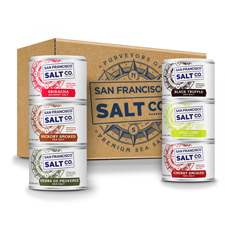 Blended Salts Grill Gift Set