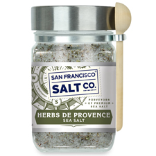 Chef's Jar - Herbs De Provence Sea Salt