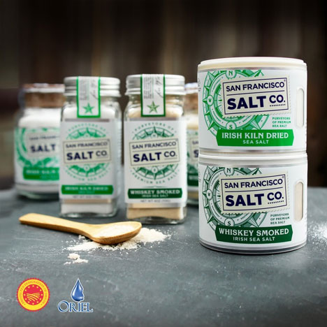 San Francisco Salt Company Carries Ireland's Second PDO-Accredited Product