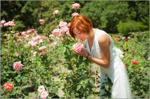 Epsom Salt for Rose Garden