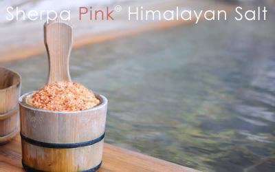 Sherpa Pink Himalayan Salts