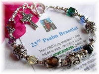 23rd Psalm Bracelet