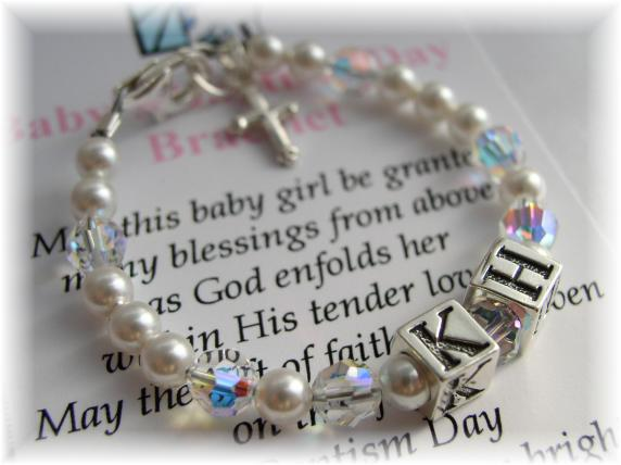 055239dc09146 AddictiveJewelry | Baby Baptism Jewelry, First Communion Jewelry ...