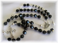 Mens Personalized Rosary