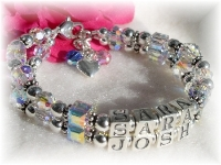 Mother Bracelet Crystal Classic