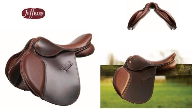 Jeffries Elite Close-Contact Saddle (SECC D)