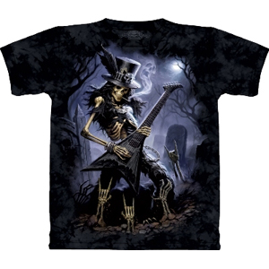 Rock T Shirts - Metal T Shirts - Goth T Shirts - Skulbone T Shirts - Head Space Stores
