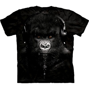 DJ T Shirts - The Mountain T Shirts - Head Space Stores