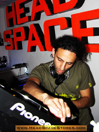 Live DJ Sets - DJ Demi - Head Space Stores