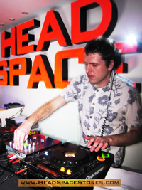 Live DJ Sets - B-Fly - Head Space Stores