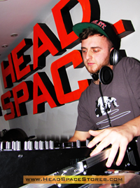 Head Space Stores - Live DJ Sets - DJ Jester