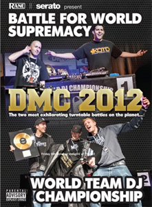 DJ DVDs - DMC DJ DVDs - Head Space Stores