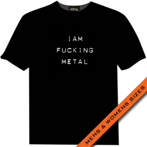 Goth T Shirts - Rock T Shirts - Metal T Shirts - Head Space T Shirts - Head Space Stores