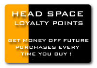 Head Space Loyalty Points