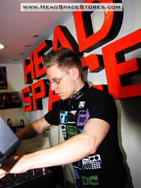 Head Space Stores - Live DJ Sets - Mark Myers
