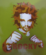 Head Space Stores - DJ T Shirts - Rocky DJ TShirts