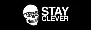 DJ tshirts - Stay Clever