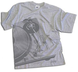 DJ T Shirts - Technics T Shirts - Head Space Stores