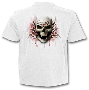 Spiral T Shirts - Rock Metal Goth T Shirts - Head Space Stores