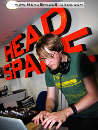 DJ Wasty - Live DJ Mixes - Head Space Stores