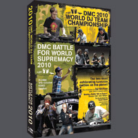 DJ DVDs - DMC DJ DVDs - Head Space Stores
