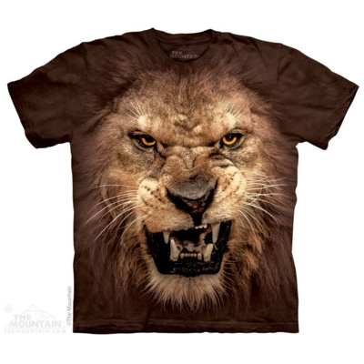Big Cats T Shirts - Lion T Shirts - The Mountain T Shirts - Head Space Stores