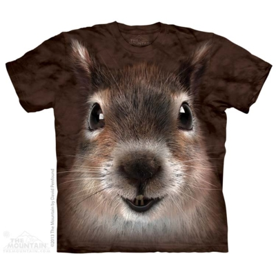 Chimp T Shirts - The Mountain T Shirts - Head Space Stores