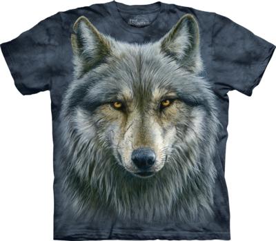 White Wolf DJ Wolf T Shirt Child Unisex The Mountain