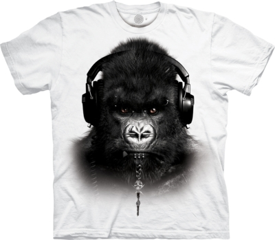 Raccoon T Shirts - The Mountain T Shirts - Head Space Stores
