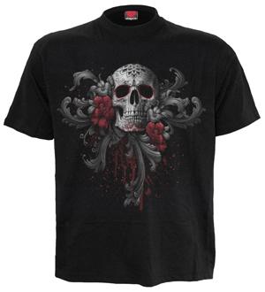 Rock T Shirts - Metal T Shirts - Goth T Shirts - Spiral T Shirts - Head Space Stores