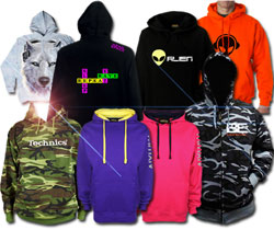 DJ and Music Hoodies - Head Space Music Lifestyle Store