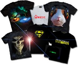 3XL 4XL 5XL T Shirts - DJ and Music T Shirts - Head Space Store